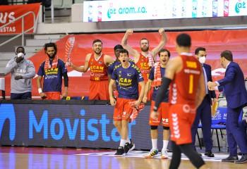 O nouă victorie pentru Emanuel Cățe și UCAM Murcia