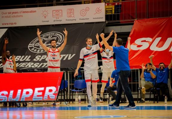 CSM Oradea continuă seria victoriilor