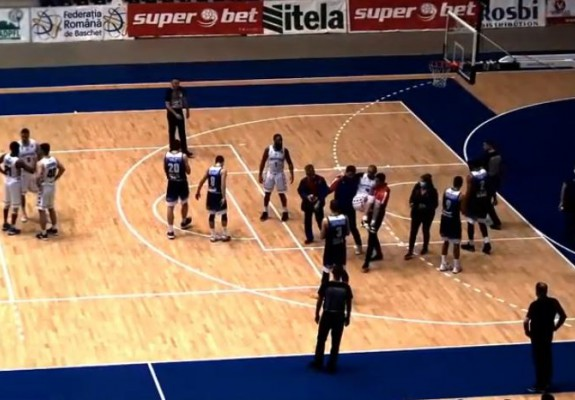 Andrei Mandache a suferit o entorsă în meciul cu SCM U Craiova