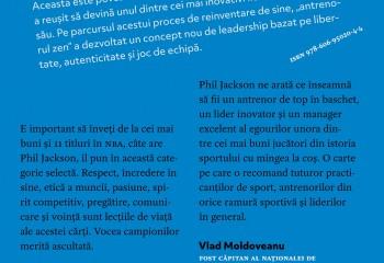 11 inele – cum a reușit Phil Jackson să câștige 11 campionate în NBA