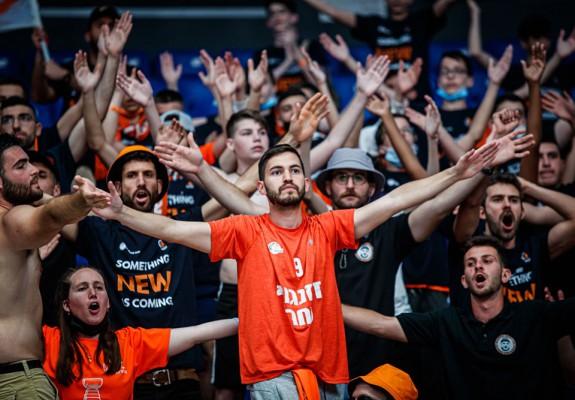 Ironi Ness Ziona s-a calificat în finala FIBA Europe Cup