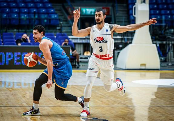 CSM CSU Oradea a ratat calificarea în finala FIBA Europe Cup