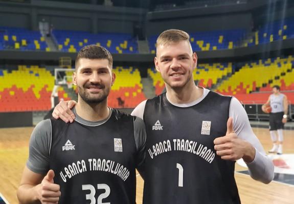Kuti și Tarolis, apți de joc pentru Turneul 13 al LNBM