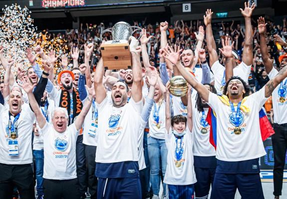 Ironi Ness Ziona a câștigat FIBA Europe Cup