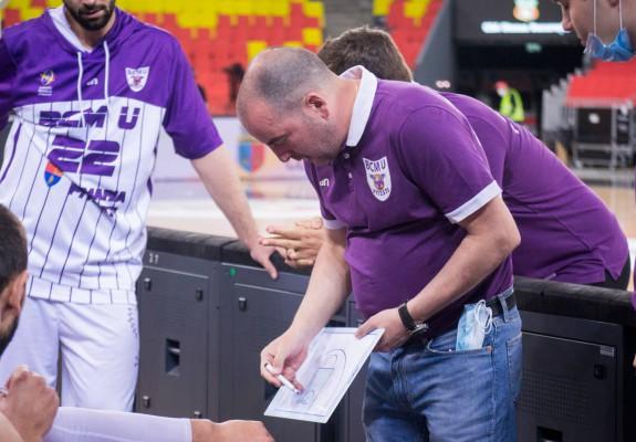 """Tudor Costescu: """"Sperăm să ne atingem obiectivul, acela de a ocupa locul 4"""""""