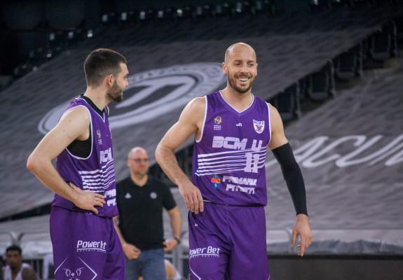 Goran Gajovic, cel mai bun om al echipei sale în victoria cu U-BT Cluj