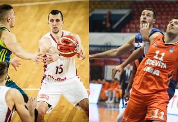 Primele declarații ale noilor jucători de la U-BT Cluj Napoca