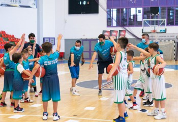 Campul Real Betis Baloncesto by IG Hoops! revine pentru al doilea an consecutiv în România