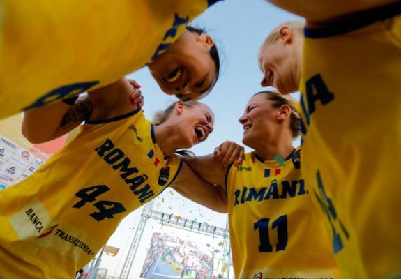 Constanța și Tel-Aviv vor găzdui calificările FIBA 3×3 Europe Cup
