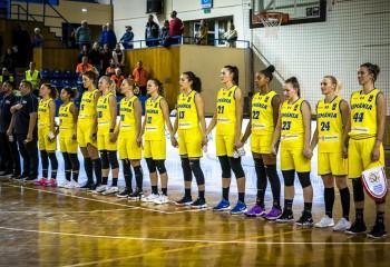 România, în urna a 3-a la tragerea la sorți pentru calificările la Women's Eurobasket 2021