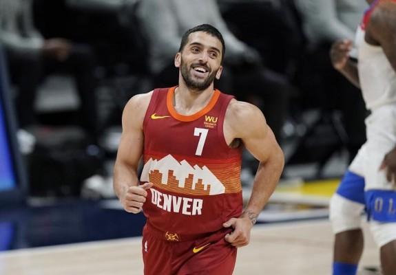 Facundo Campazzo, la cel mai bun meci din NBA de până acum