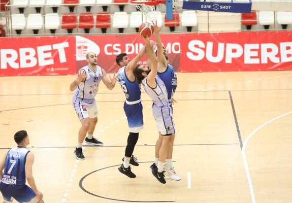 SCM U Craiova a câștigat în fața celor de la SCM Timișoara după o repriză de prelungiri