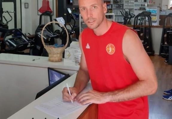 Goran Gajovic a semnat cu BCM U Pitești - Exclusiv