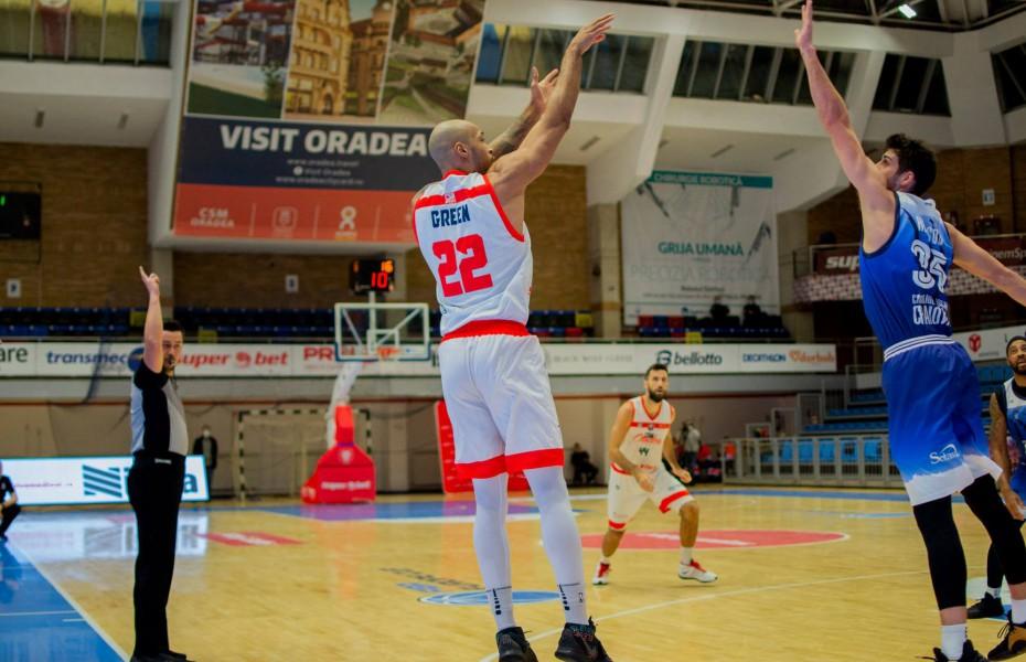 CSM CSU Oradea reuşeşte o victorie la mare luptă cu SCM U Craiova