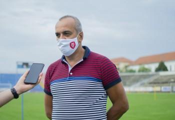 """Șerban Sere: """"Sper ca mai multe echipe să își creeze obiective mărețe pentru că doar împreună putem fi mai buni"""""""
