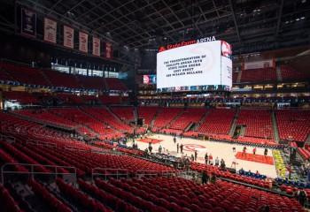 State Farm Arena va avea o secțiune pentru fanii vaccinați